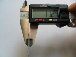 1mm thin battery