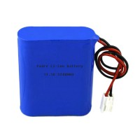 11.1v 2200mAh 18650 li-ion battery pack