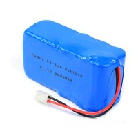 11.1v 8800mAh li-ion rechargeable battery pack