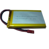 3.7V 2200mAh lithium polymer battery model 505080