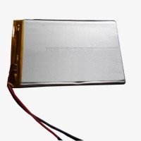 3.7V 8000mAh lithium polymer battery PD7580115