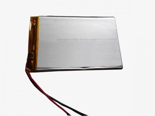 3.7V 8000mAh lithium polymer battery PD7580115