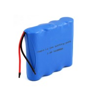 7.4v 5600mAh li-ion rechargeable battery pack