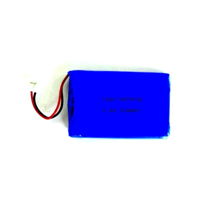 7.4V 750mAh lipo battery pack PD353759