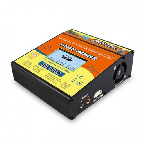 Smart balance charger for battery packs PD-AK610
