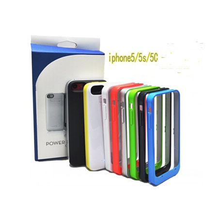 Iphone5/5s/5c battery case PDI52200B/power bank/power case