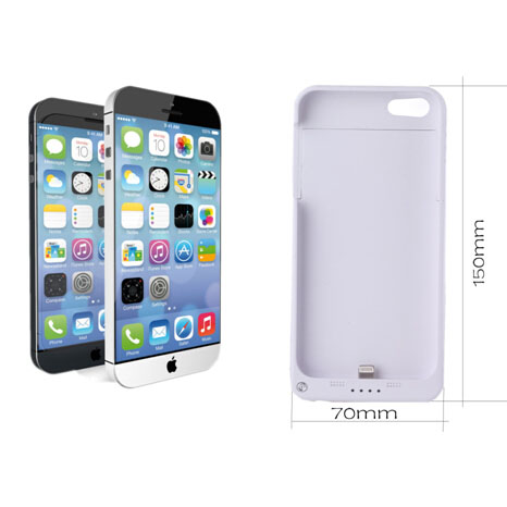 Iphone6 battery case/power case/power bank 3200mAh-PDI63200A