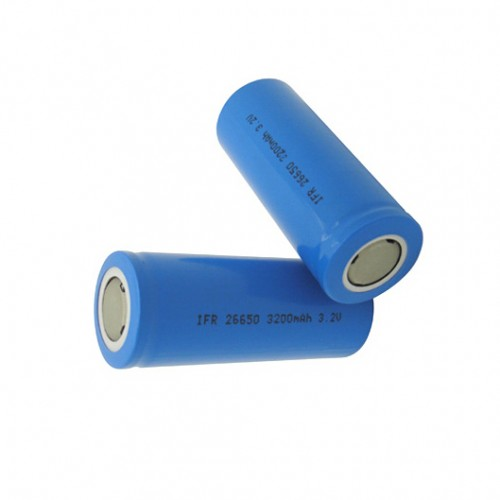 Cylindrical LiFePO4 battery