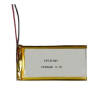 Lithium polymer battery 3.7V 2300mAh PD505085