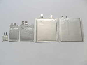 primary ultra thin battery