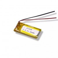 Ultra small Lithium polymer battery PD251020 3....