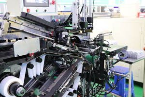 automatic battery manufacturing equipment
